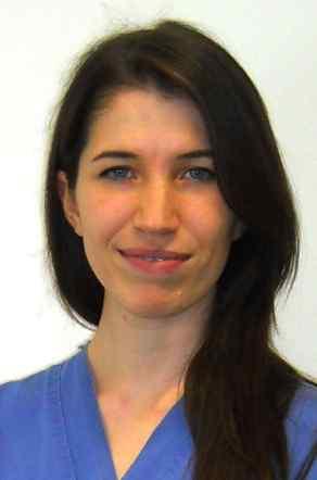 Dott.ssa Sara Chiesa Fisioterapista Poliambulatorio Privato Centro Palmer