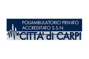 Città di Carpi Poliambulatorio partner Centro Palmer