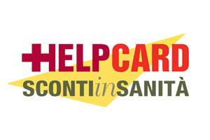 Progesa Help Card convenzioni Centro Palmer