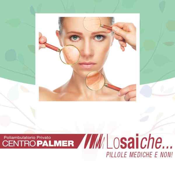 …la pelle dopo i 35 anni inizia a perdere l'acido ialuronico e che a causa di questo processo fisiologico si inizia ad invecchiare?