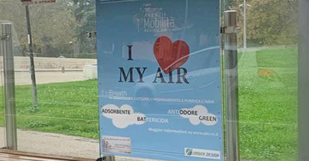Mobilità Reggio Emilia, Fermate che respirano 2019
