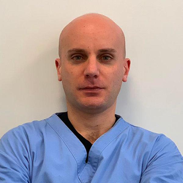 Dott. Luigi Muzii, Biologo della Riproduzione presso Centro Palmer