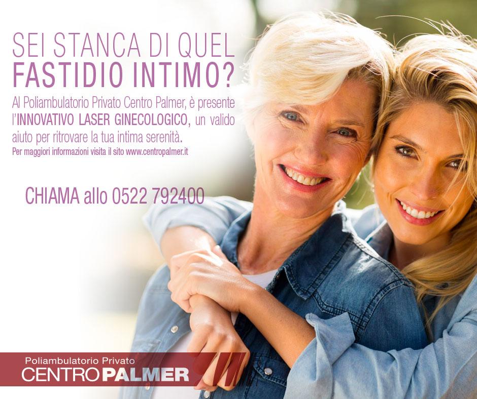 Laser Ginecologico 2018 - Centro Palmer - Post