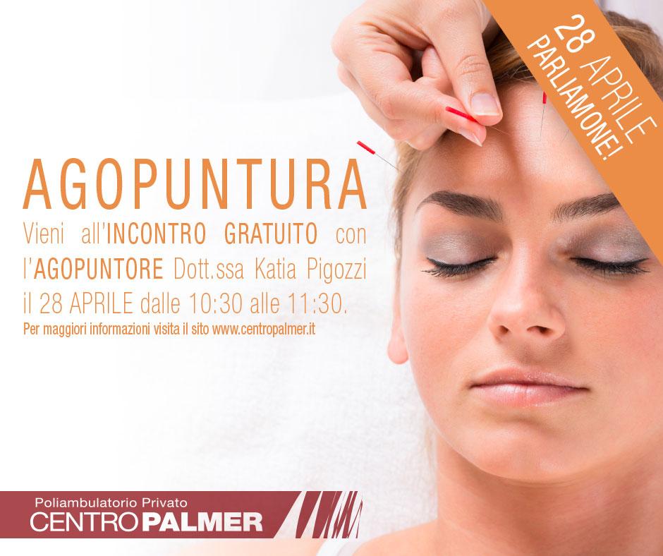 Post Evento Agopuntura 2018 - Centro Palmer