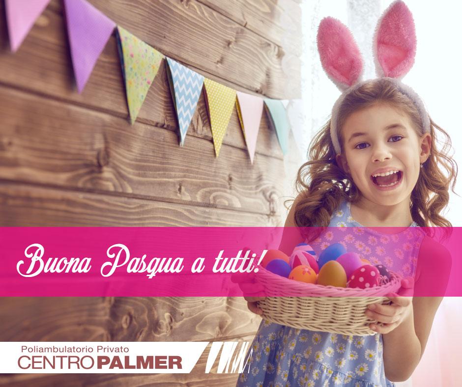 Buona Pasqua 2018 - Centro Palmer - Post
