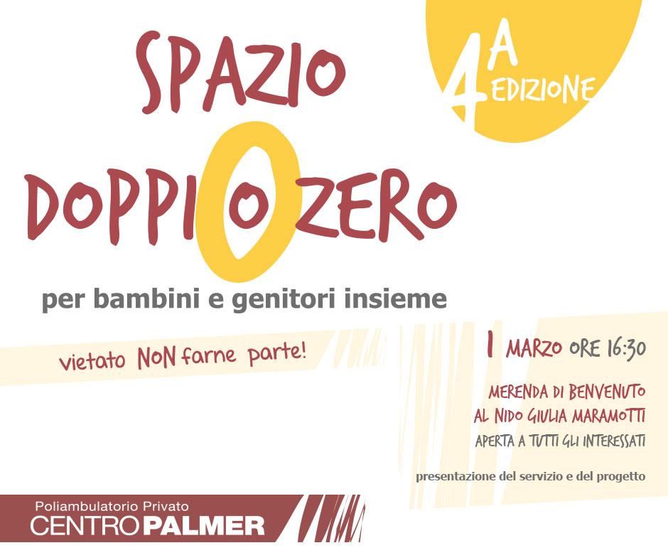 DoppioZero 4 ediz. 2018 - Centro Palmer