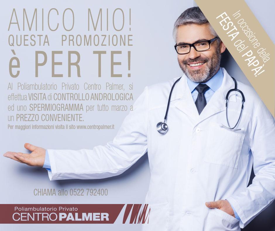 Post Promo Festa del Papà 2018 -Centro Palmer