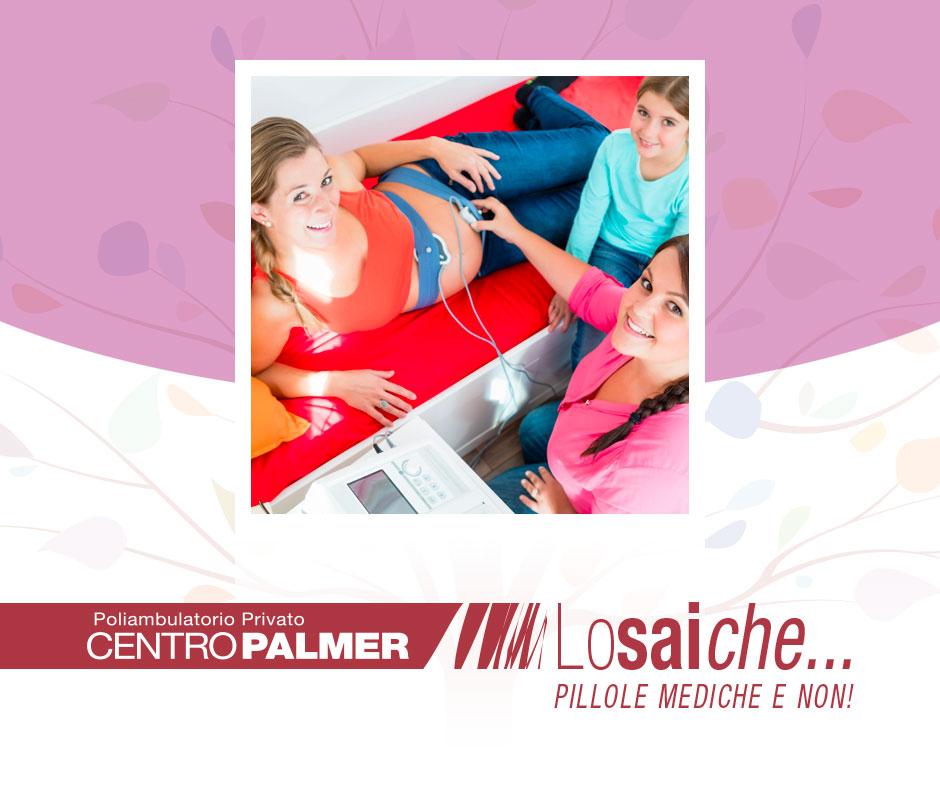 Lo sai che…al Centro Palmer c'è il Cardiotocografo? Pillole mediche del Centro Palmer.