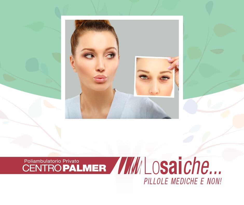 Lo sai che…esiste un trattamento non chirurgico per correggere la ptosi palpebrale di lieve e media entità? Pillole mediche del Centro Palmer.