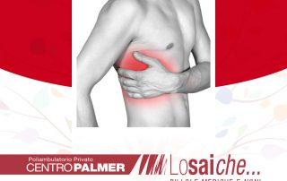 Lo sai che…l'ECOGRAFIA è più sensibile della tradizionale radiografia nel sospetto di una FRATTURA COSTALE? Pillole mediche del Centro Palmer.
