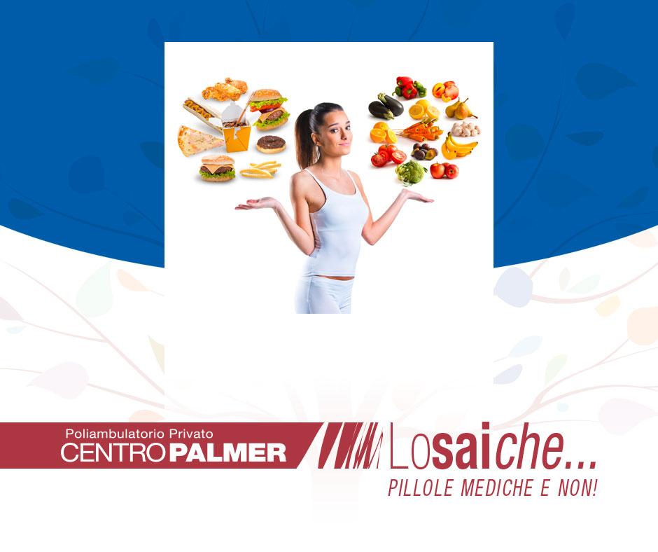 Lo sai che...esiste la piramide alimentare? Pillole mediche del Centro Palmer.