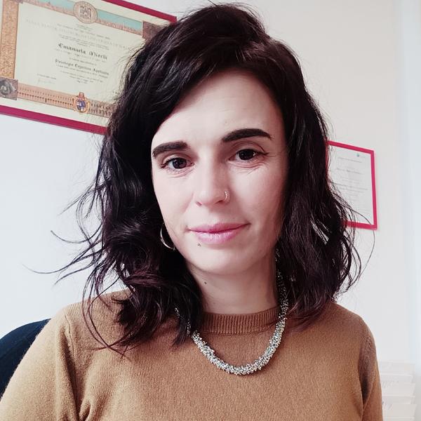 Dr.ssa Emanuela Miselli Psicologa Poliambulatorio Privato Centro Palmer Reggio Emilia e Rubiera.