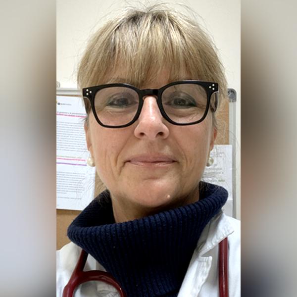 Dr.ssa Paola Franceschetti Cardiologa Poliambulatorio Privato Centro Palmer Reggio Emilia e Rubiera.