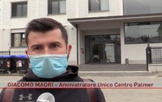 Centro Palmer, Intervista di Giacomo Magrì su TeleReggio