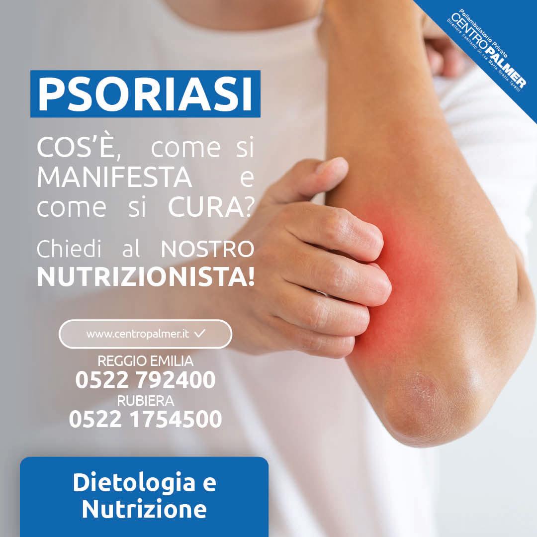 Cause della Psoriasi del Poliambulatorio Privato Centro Palmer a Reggio Emilia e Rubiera.